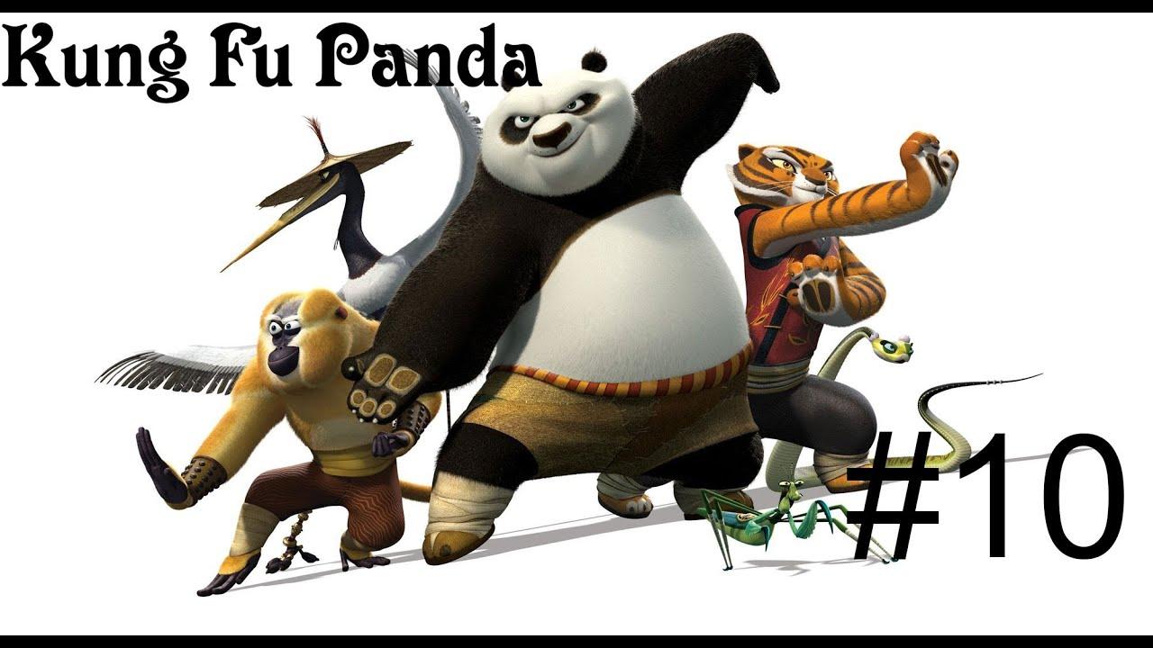 Kung fu panda ho