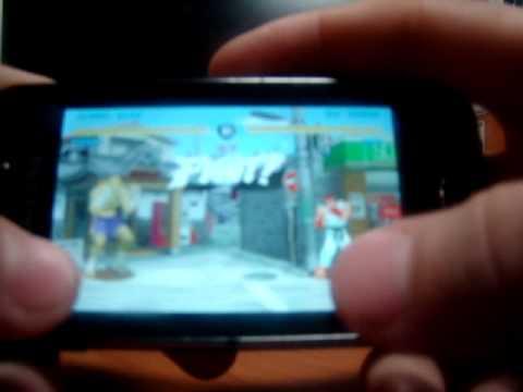 Обзор файтингов на телефоне Samsung GT-S5230