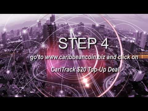 Phone top ups with Onecoin