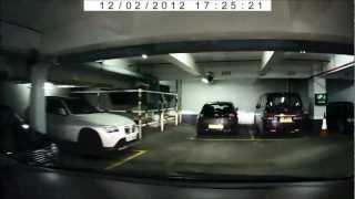 香港停車場 : 旺角柏裕商業中心(入)