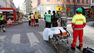 DIREKTE: Brannsjefen i Oslo møter pressen