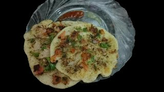 Tasty and healthy vegetable uttapam | how to make uttapam at home easily