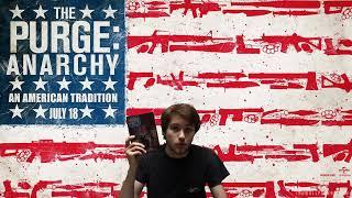 HORREUR CRITIQUE-Épisode 244-The Purge: Anarchy