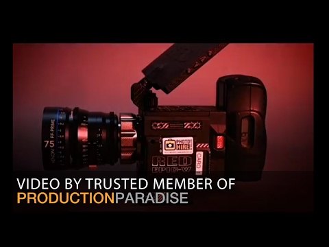 Photo Hire & Sales - Video Play Back | Equipment Rent