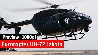 Eurocopter UH-72 Lakota take-off FORT INDIANTOWN GAP, PA, UNITED STATES