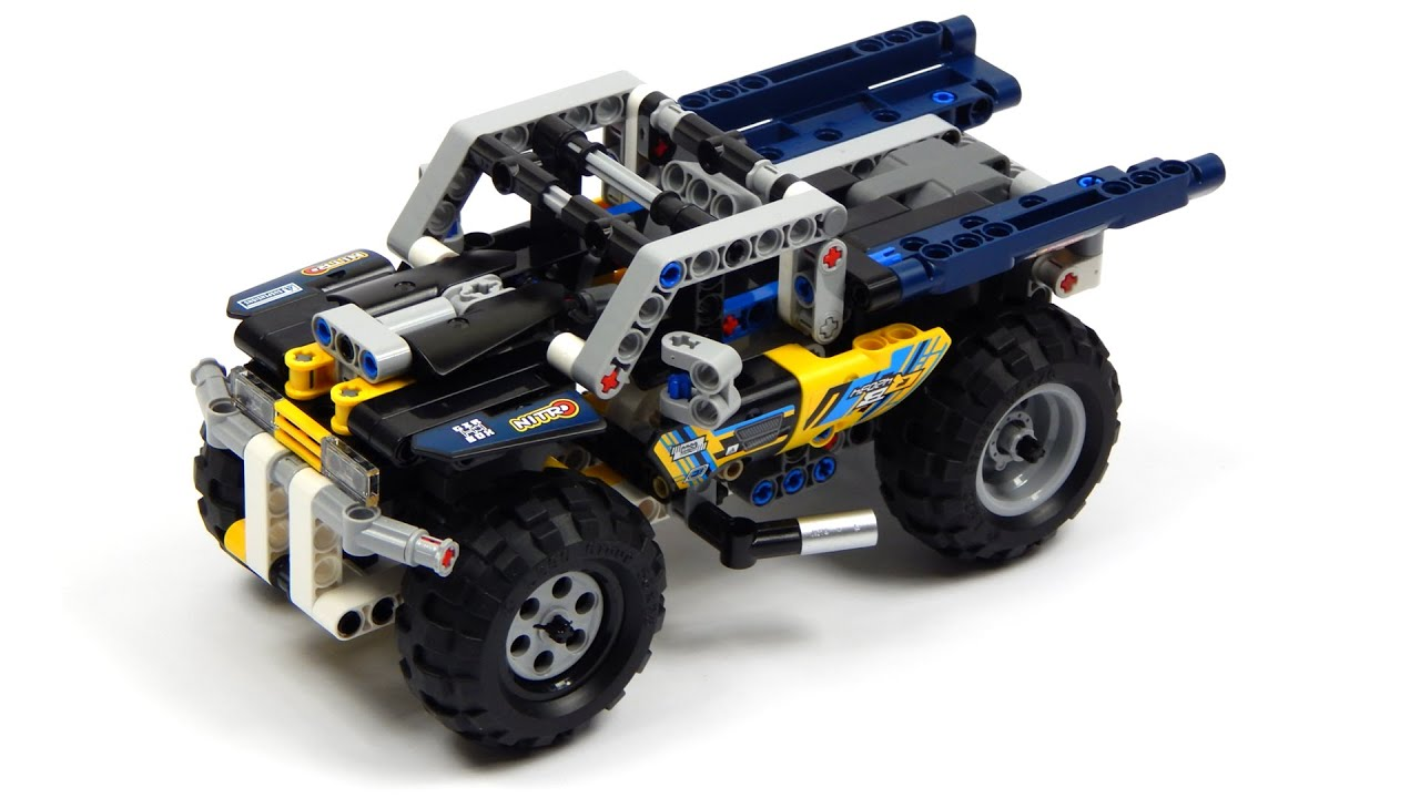 lego technic 42033 42034 extreme off roader combi model. Black Bedroom Furniture Sets. Home Design Ideas