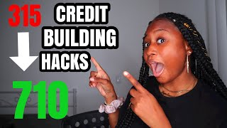 HOW TO BUILD YOUR CREDIT SCORE USING SECURED CREDIT CARDS | Credit Building Tips for Beginners