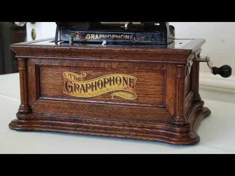 My Phonographs & Gramophones  Collection