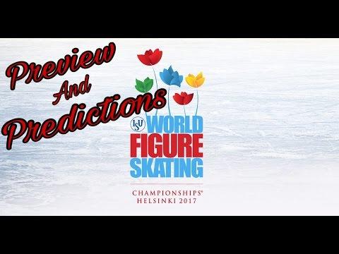 World Figure Skating Championships 2017 Preview & Predictions