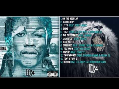 Blue Notes (Lyrics) - Meek Mill (DC4)