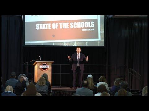 2018 Lakota State of the Schools