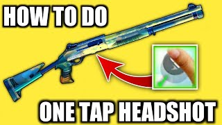 How to do one tap headshot with m1014 free fire battlesgrounds 🇮🇳🎯