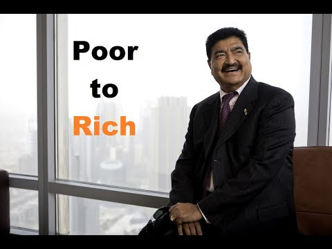 Success story of BR shetty Chairman Abu Dhabi based NMC Healthcare and Chairman of UAE In hindi