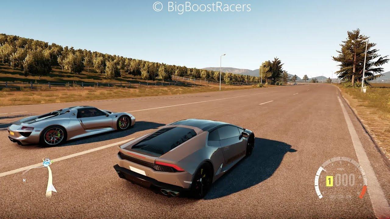 Dragtimes Forza Horizon 2