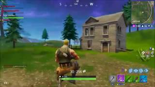 """I'M JUMPING SO I DON'T GET SNIPED"" Fortnite Funny Moment"