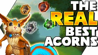 SMITE: 50% Of Wнat You Know About Ratatoskr's Acorns Is WRONG! (95.7% Of All Statistics Are Made Up)