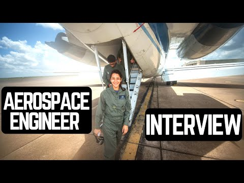 WHAT DOES AN AEROSPACE ENGINEER DO?  - Day in the life - TIPS FOR FUTURE ENGINEERS