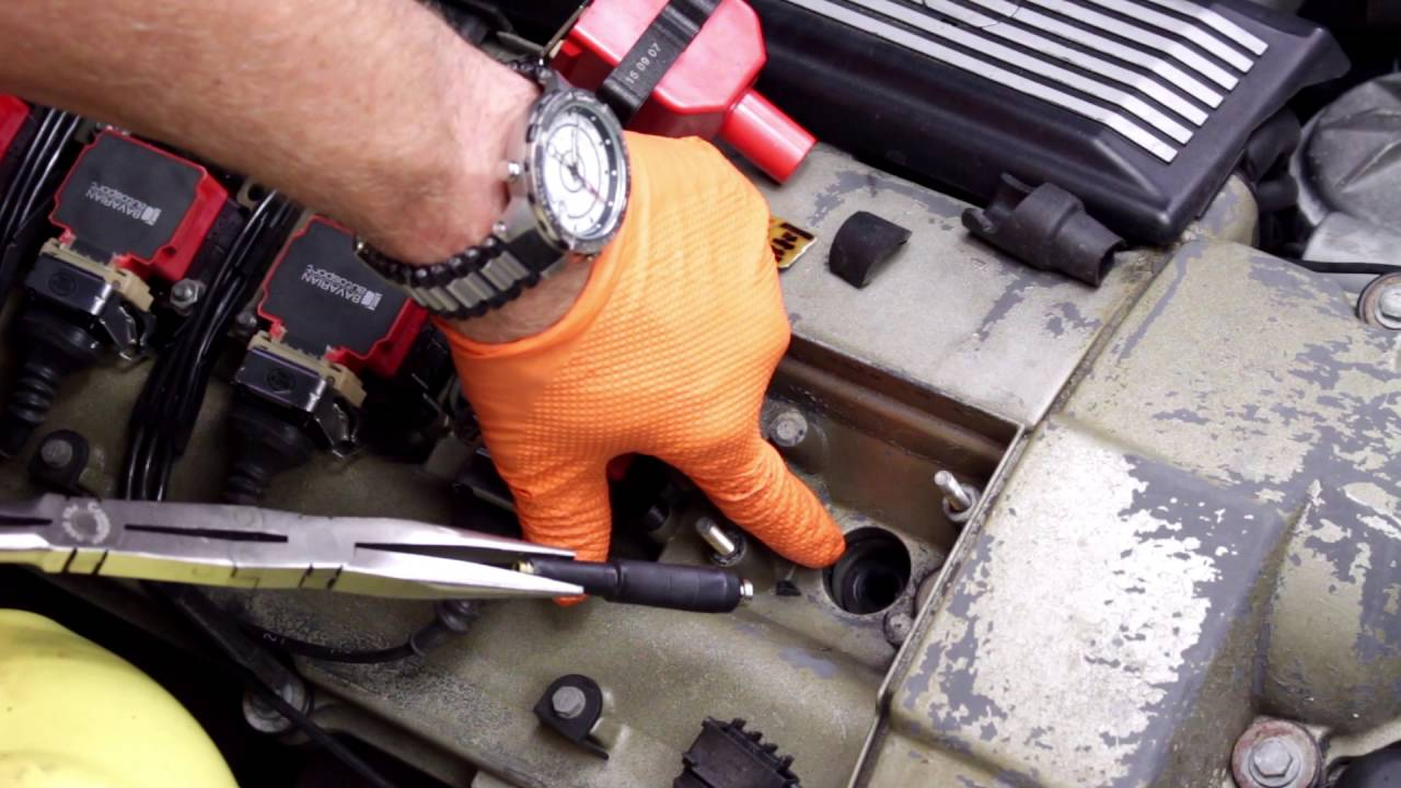 B Cat 5 Cable Wiring Diagram How To Remove Stuck Spark Plug Connector Boots On A Bmw Or