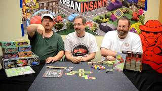 Our Thoughts About the Upcoming Game to Kickstarter Urban Insanity