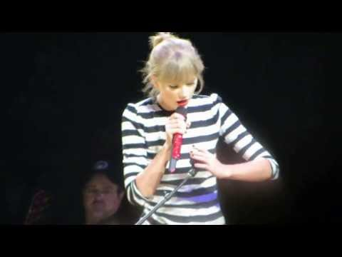 Taylor Swift Louisville yum center 5/7/13 22 and more!!!  HD