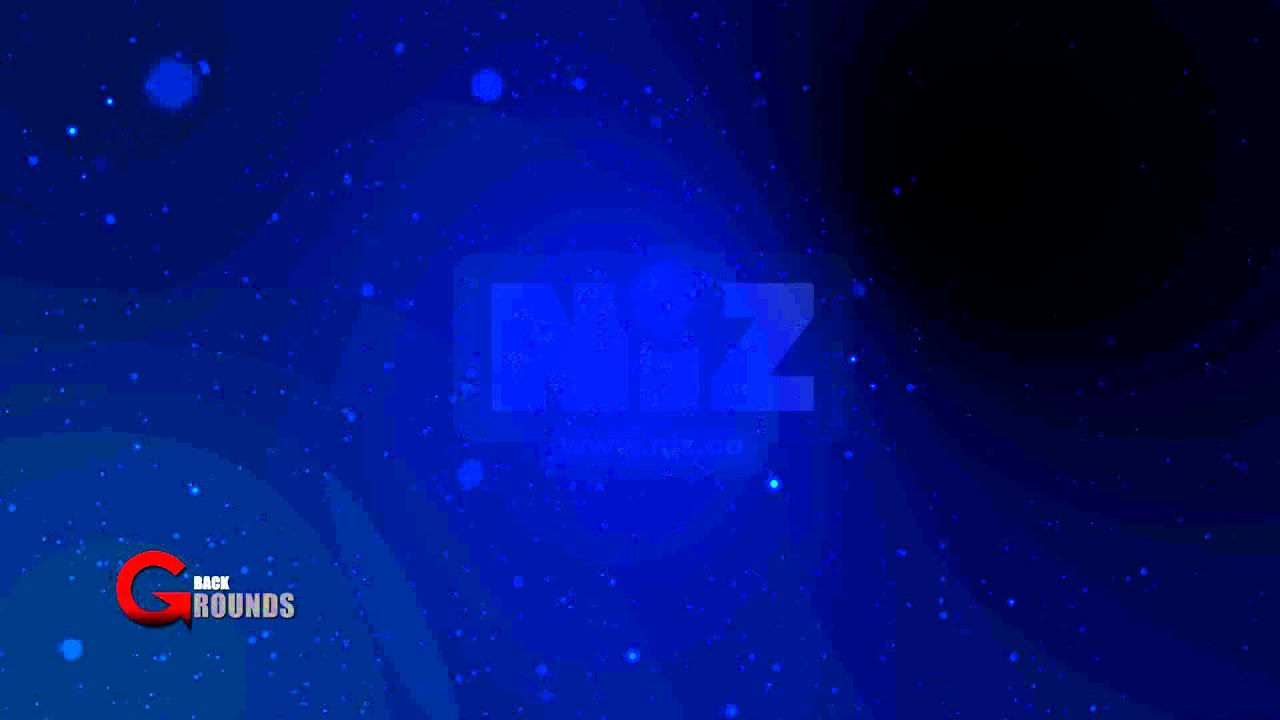 Blue Magic Free Video Background Loop Hd 1080p Youtube
