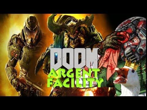 Doom Part 4 - Argent Facility