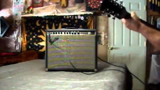 Fender 90 watt stage 112 SE amp