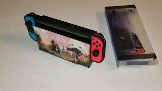 $12. dockable Switch grip case(Meo)