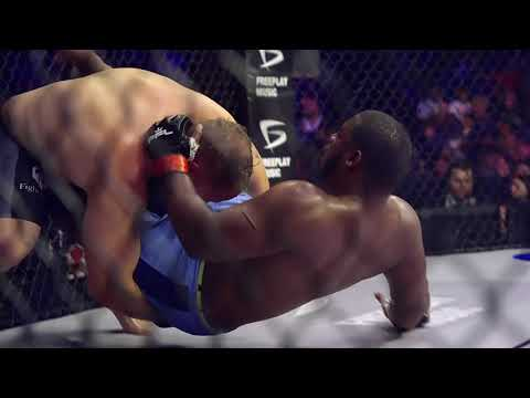 PFL Playoffs 2018: Jared Rosholt def. Kelvin Tiller