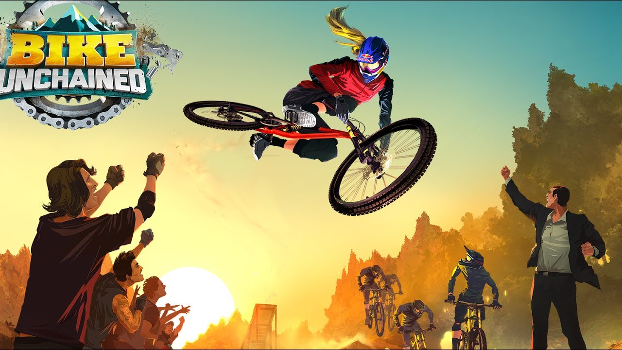 Bike Unchained Apk Mod Increased Speed All Players Unlocked