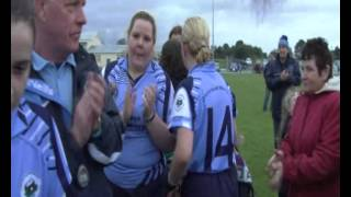 2012 Down Junior Camogie Final - Mayobridge v Ben Dearg
