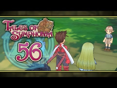 Tales Of Symphonia - Episode 56 - Ymir Forest!