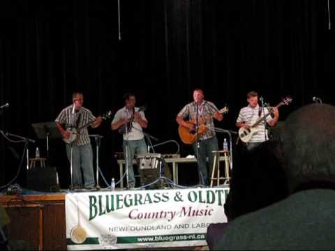 Rural Roots - Swing Low Sweet Chariot - NL Bluegrass and Old Country Music Festival 2009