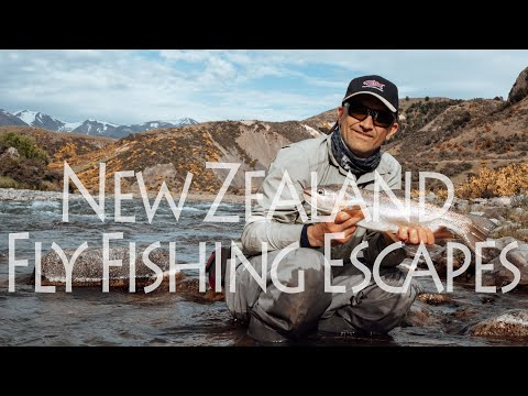 New Zealand Fly Fishing Escapes, Canterbury, South Island.