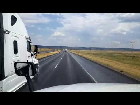 Bigrigtravels Live! Laramie,  Wyoming to Denver,  Colorado August 17, 2016
