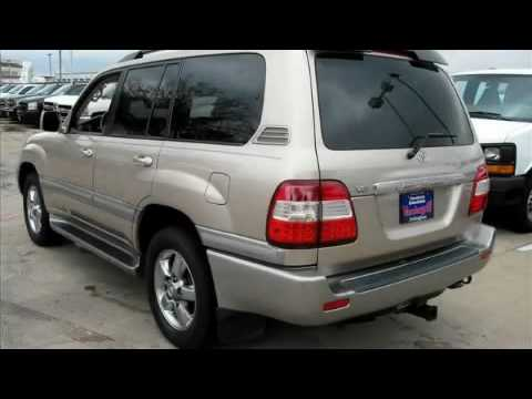 2006 Toyota Land Cruiser Fort Worth Tx Youtube