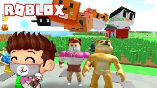 REAP YOUR CULTIVES IN ROBLOX SIMULATOR HARVESTING!!!