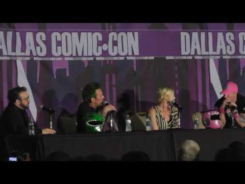 Dallas Comic Con - 2013 - Power Rangers