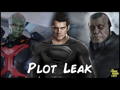 Justice League ENTIRE Plot Leak & Breakdown