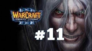 Warcraft 3 Ледяной Трон - Часть 11 - Повелитель Тьмы - Прохождение кампании Нежити