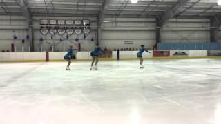 Adelie Allison Madison Figure Skating
