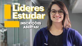 Bolsas da Fundação Estudar! Líderes Estudar com inscrições abertas