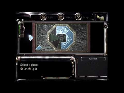 Resident Evil Remastered Jewelry Box Puzzle Guide