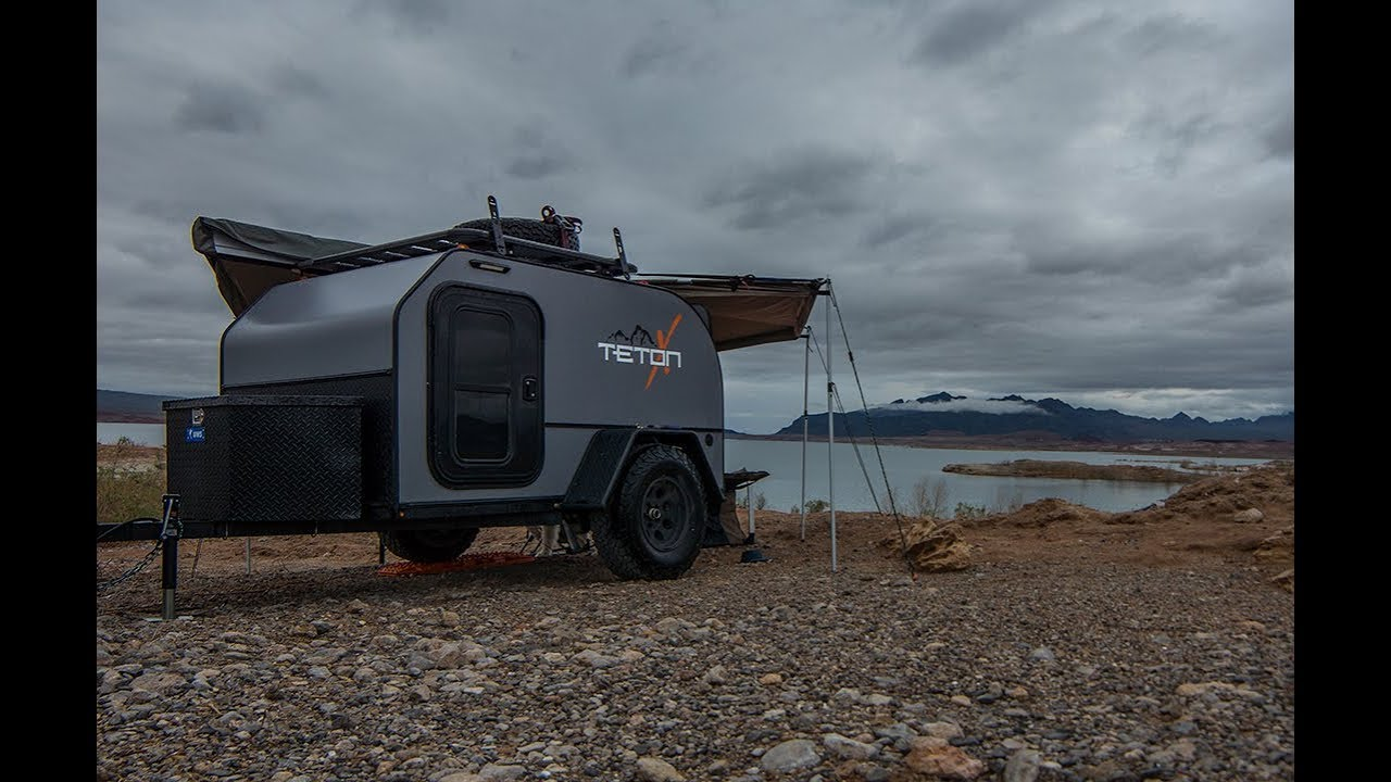 Rhinomax Defender Hybrid Luxury Camper | TravelerBase