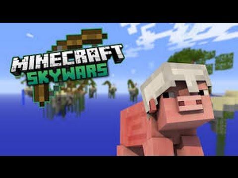 Minecraft Skywars | Mas Facil Imposible | By: IdekGamer