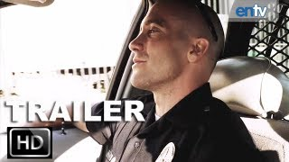 End Of Watch Official Trailer [HD]: Jake Gyllenhaal, Michael Peña And Anna Kendrick