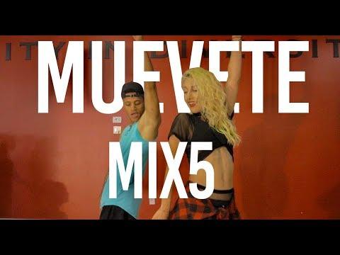 "MIX 5 - MUÉVETE - VANESSA SANQUIZ & DANELLY HOYER CHOREOGRAPHY "" MDC MIAMI """