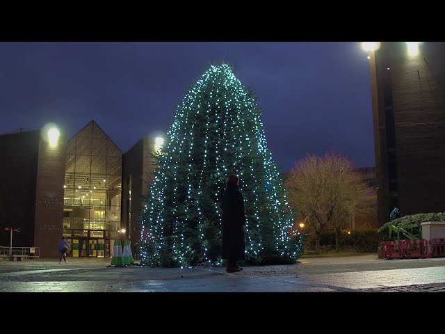 A call for messages for our Christmas community tree
