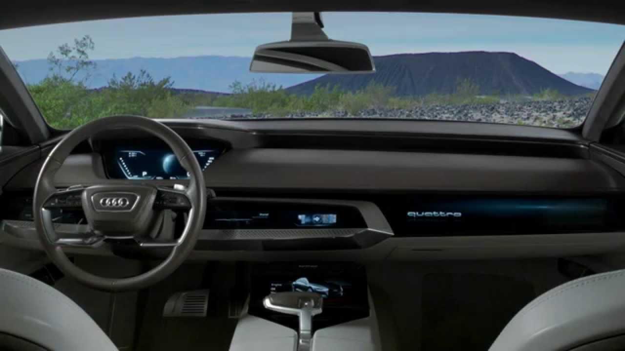 Audi A9 >> Audi Prologue Concept - YouTube