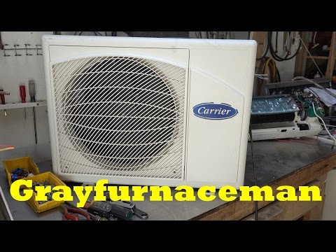 What failed on this mini split air conditioner Part 3